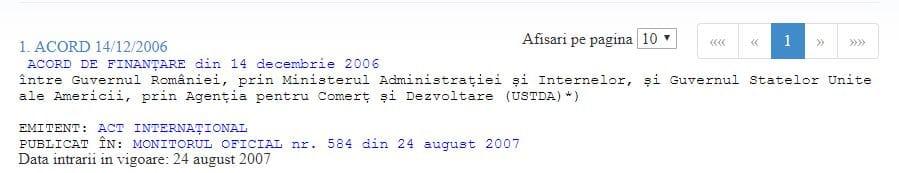 1. Titlu acord STS